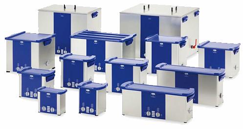 Bagni ad ultrasuoni per uso artigianale ed industriale e per
